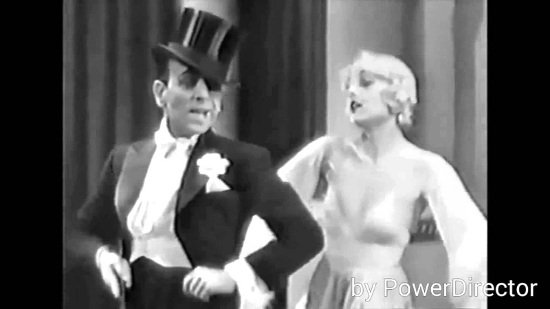 George Raft dancing part two redux (Uptown Funk)