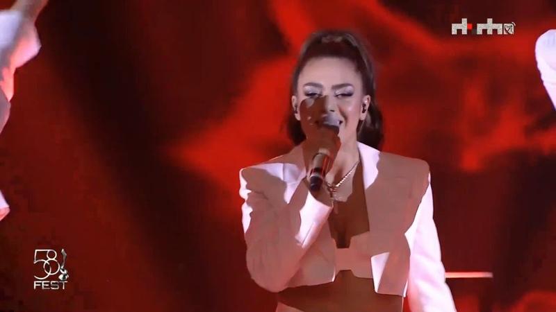 Eurovision 2020 Albania Elvana Gjata Me tana Festivali i Këngës 58 First Semi Final Live