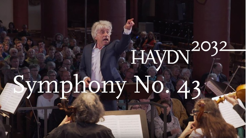 Haydn Symphony No 43 Il Giardino Armonico Giovanni Antonini
