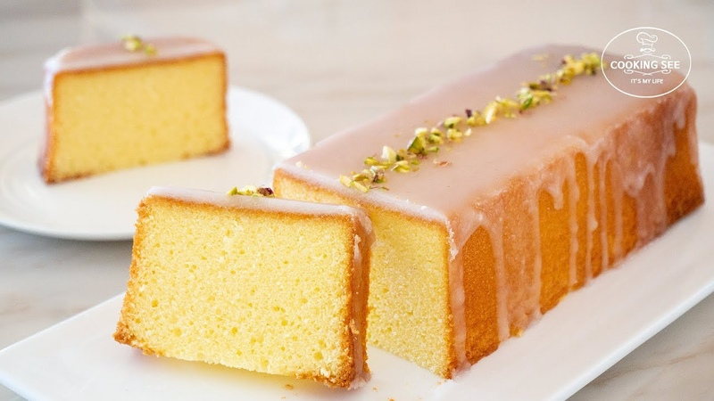 (파운드케이크 끝판왕) 위크엔드 케이크 만들기, 레몬 파운드 케이크 만들기 [