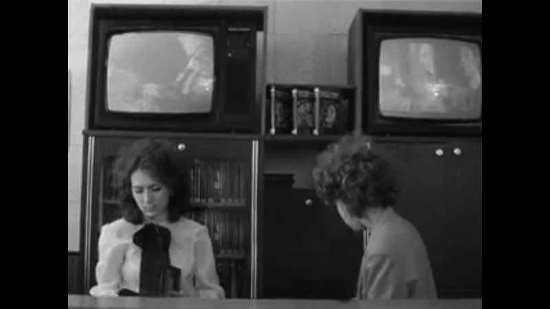 Видеосалоны и видеопрокат в Сургуте, фрагмент киножурнала Советский Урал № 34, 1987 год.