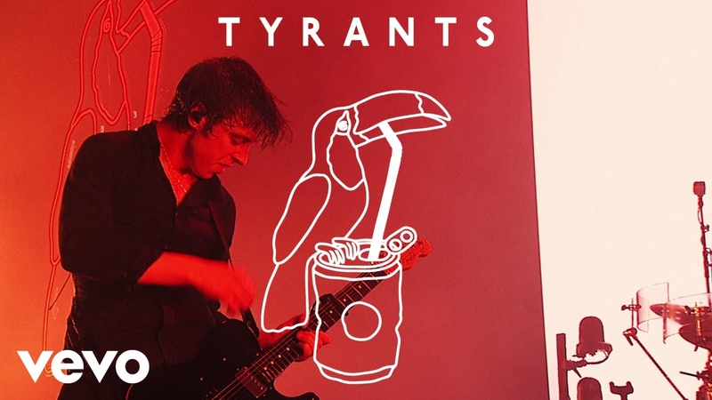 Catfish and the Bottlemen Tyrants Live From Manchester Arena