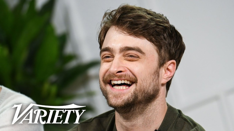 How Daniel Radcliffe Acts with Guns Stuck to His Hands in 'Guns Akimbo'