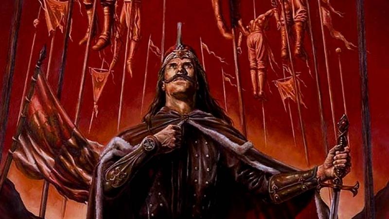Граф Дракула Цепеш История Легенды и Мифы