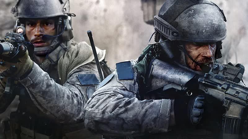 Call of Duty Modern Warfare играю против Алексея