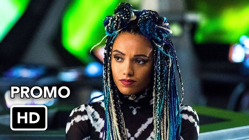 DC's Legends of Tomorrow 5x09 Promo The Great British Fake Out HD Season 5 Episode 9 Promo