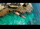 Vk - droneadventures Cliff jumping in Ayia Napa EngineerFpv