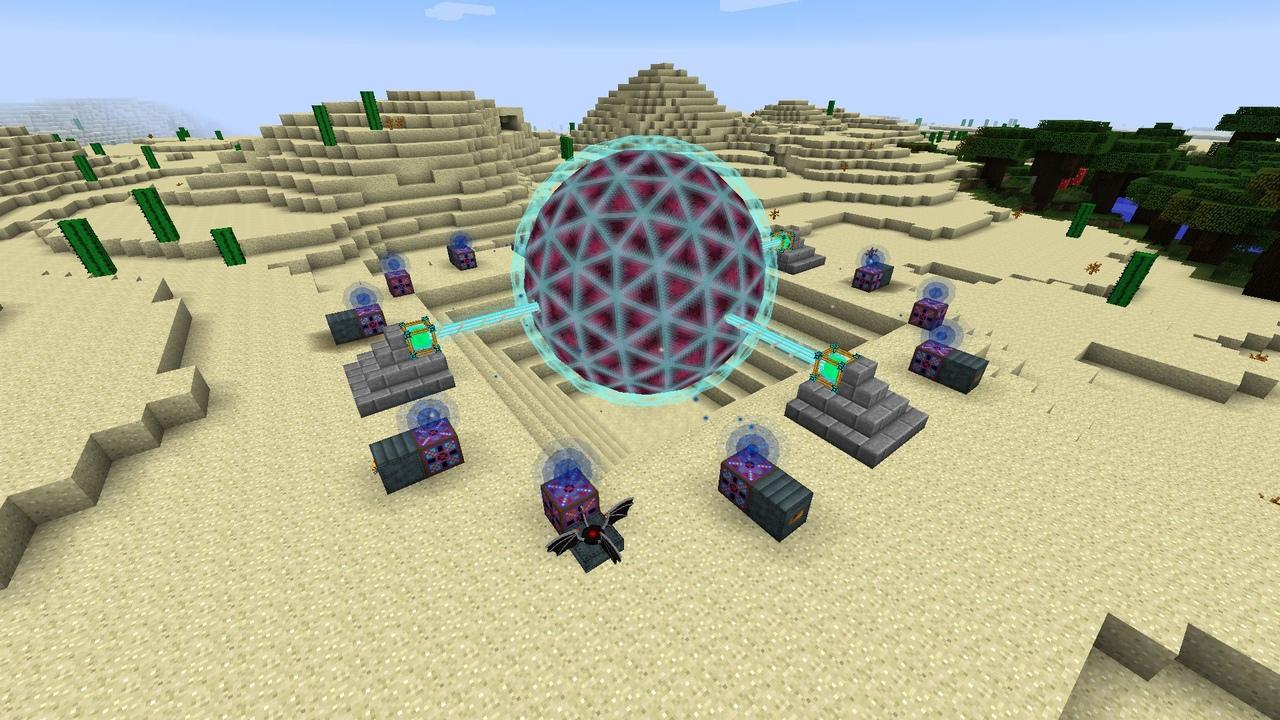 Мод Draconic Evolution для Minecraft