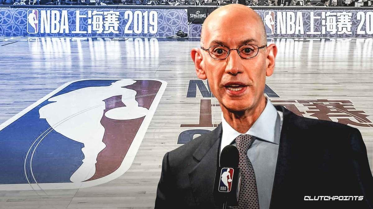 Адам Сильвер: «Не согласен с мнением, что НБА должна разорвать отношения с Китаем»