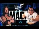WWE 2K19 The Blue Meanie vs X-Pac, Smackdown '99