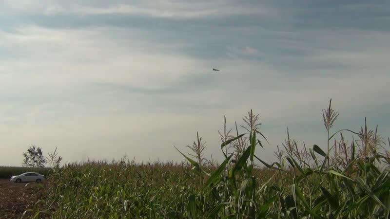 МиГ-31 на посадку в ЛИИ 13.09.19 г