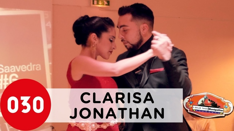 Clarisa Aragon and Jonathan Saavedra – Adiós, querida!, Montpellier 2019 ClarisayJonathan