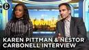The Morning Show: Karen Pittman Néstor Carbonell Interview (Apple TV)