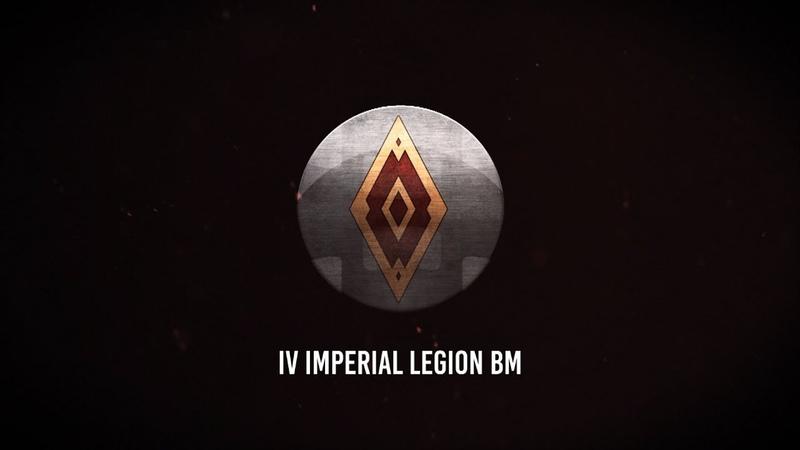 IV Imperial Legion BM - Came - Saw - Conquered