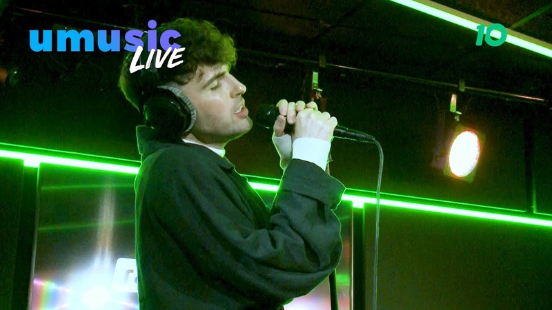 Duncan Laurence Last Night Live bij Radio 10 2020