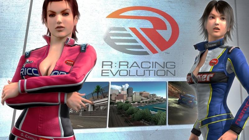 Обзор R Racing Evolution - забытая альтернатива TOCA Race Driver от авторов Ridge Racer