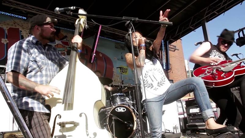 The Creepshow Psyscho Ball And Chain Live @ KOI Music Fest 2012