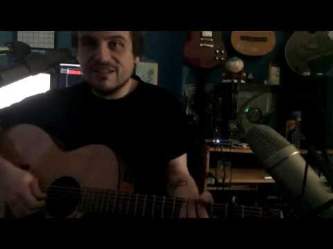 The Final Countdown - James Dalby (Europe cover)