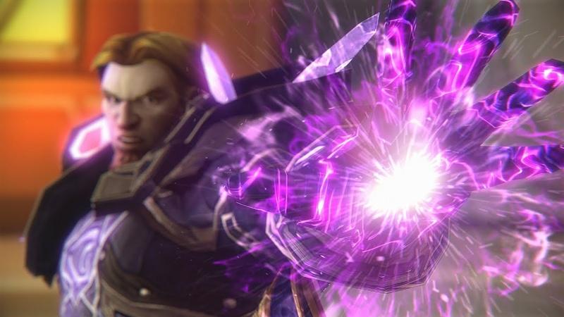 Secrets of Ulduar Remastered (World of Warcraft Cinematic)