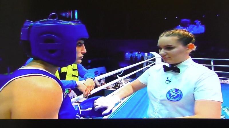 Улан-Удэ ФСК 11 чемпионат мира по боксу среди женщин Финал ч.7 13.10.2019 г