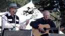 Doc Watson and David Holt Shady Grove HSB 2009