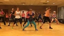 SHUT UP by Black Eyed Peas - Dance Fitness Workout with Free Weights Valeo Club