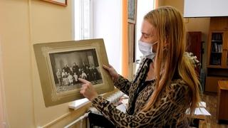 Праправнучка купца Амплия Ушкова посетила Шадринск.