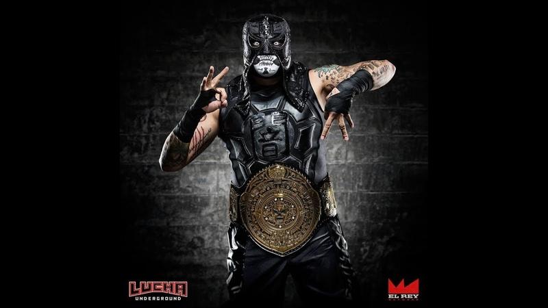 M2H Lucha Underground Ultima Lucha Tres 2017 part 4 Highlights