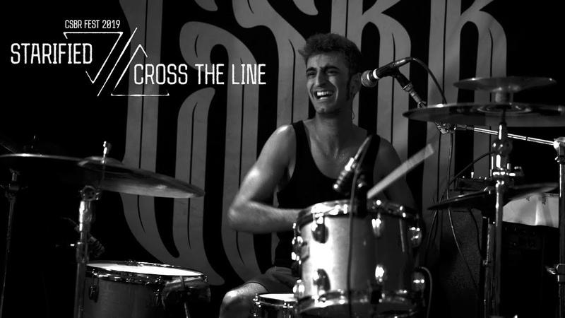 Starified Cross the Line live at CSBR Fest 2019
