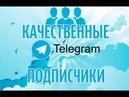 Быстрая Накрутка Живых Подписчиков На Telegram Канал Vk instagram БЕСПЛАТНО 2020
