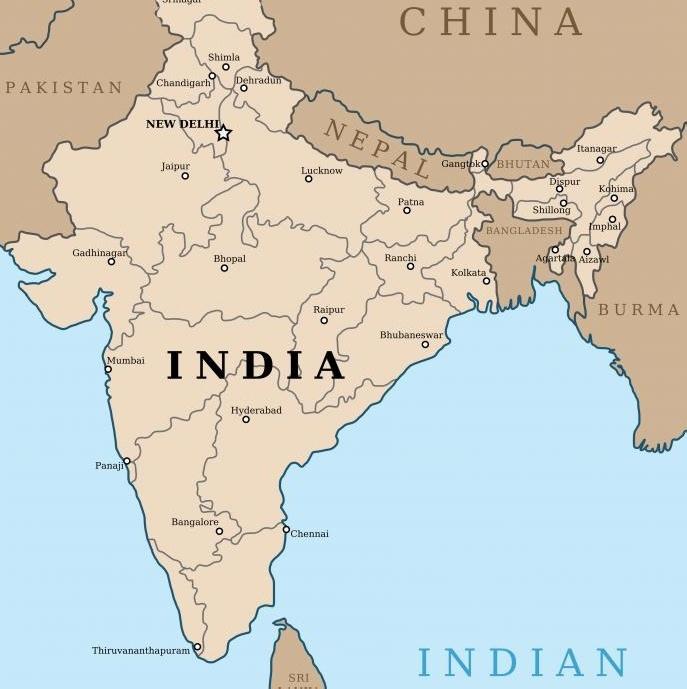 Аюрведическое лечение возникло в Индии.