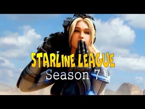 Командный турнир по StarCraft II Legacy of the Void 23 09 2019 Starline s7 ro16 группа B