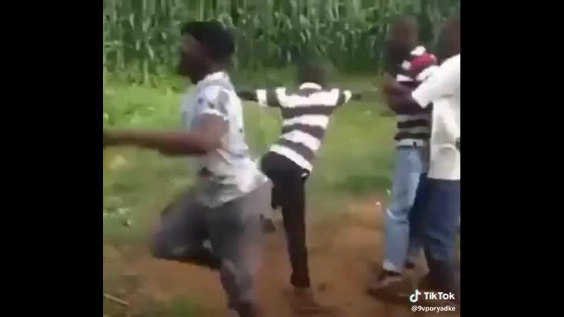 Нормальные у них танцы