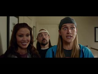 Jay and silent bob reboot comic-con red band trailer #1 (2019)