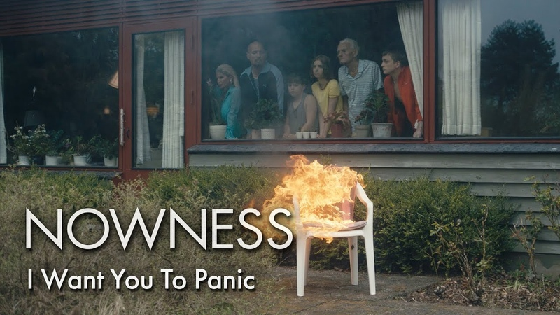 I Want You To Panic: a film about humanity s obliviousness to global warming