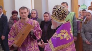 В день поминовения усопших митрополит Брянский и Севский Александр совершил Божественную литургию