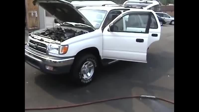 001_Toyota 4Runner Complete Detailing Part 2 of 2