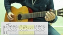 Blues for beginner простенький блюз №4 ноты и табы