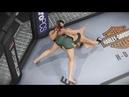 UFC 246 CLAUDIA GADELHA VS ALEXA GRASSO