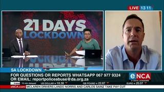 DA launches WhatsApp complaint line