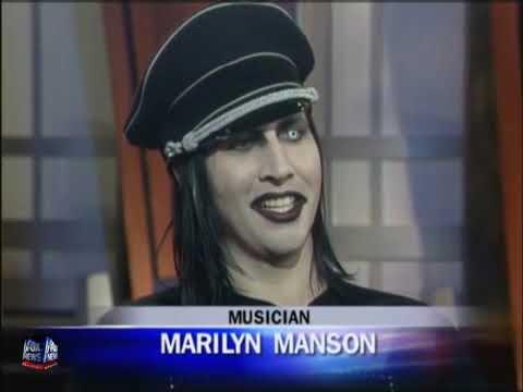 Интервью Мэрилина Мэнсона на телеканале FOX c Биллом O'Райли 2001г рус