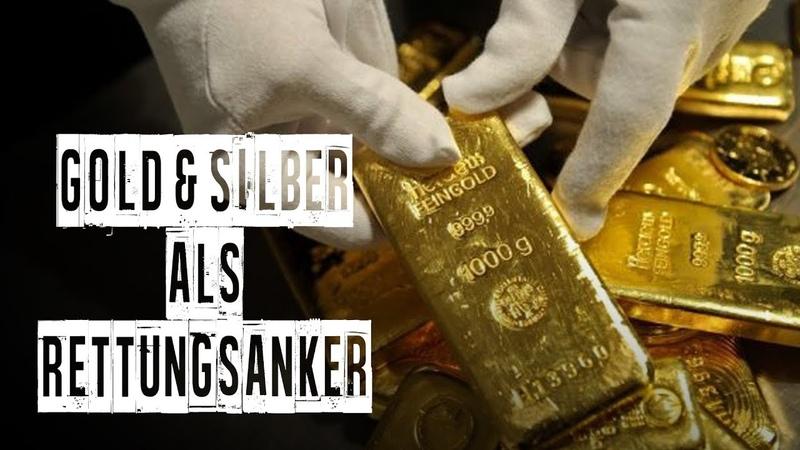 Gold Silber als Rettungsanker - Prof. Hans J. Bocker