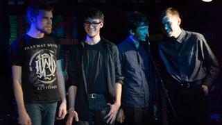 Cover-группа BLUE ELECTRICAL TAPE  Концерт в арт-клубе MANHATTAN