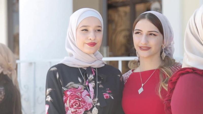 Полная Свадьба Амины Бураевой 2019