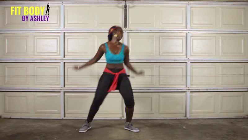 Dancehall Inspired Workout
