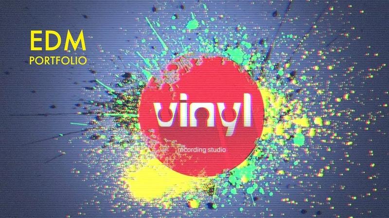 Vinyl Studio Portfolio Top of EDM Production BLGN