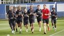 Les 15 premières minutes d'entraînement au centre Ooredoo PSGlive