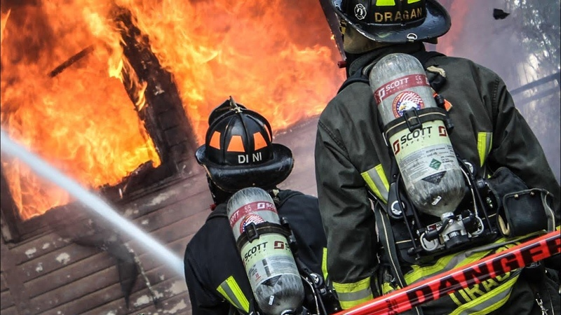 Firefighter Tribute Bring Me Back To Life""