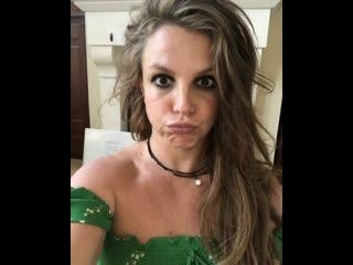 Britney spears instagram 04/09/2019
