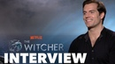 THE WITCHER Interview: Henry Cavill Talks Snyder Cut, Superman Sequels, Toxic Fandom